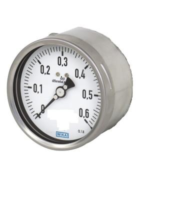 0-0.6 KG 160MM WIKA PRESSURE GAUGE BOTTOM MOUNTING 232.50