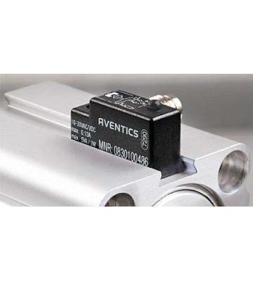 ST9 Reed Switch 10-30 v Dc, M8, 3Pin   ST9-R3-M008-030   27 OHM
